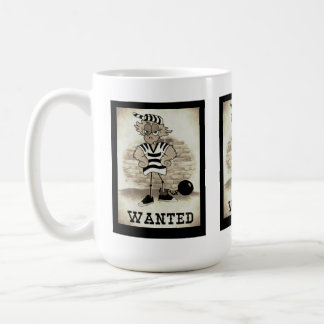 Jailbird: Wanted mug