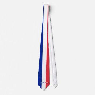 j'aime la France Tie
