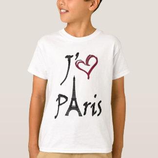 j'aime Paris Tshirts