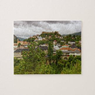 Jajce, Bosnia and Herzegovina Jigsaw Puzzle