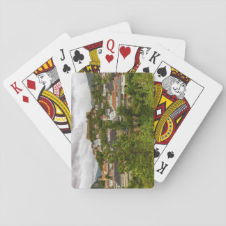 Jajce, Bosnia and Herzegovina Playing Cards