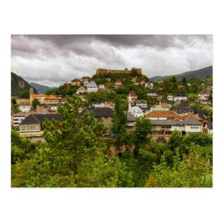 Jajce, Bosnia and Herzegovina Postcard