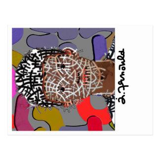 jak arnould 1084 Ben by jak Postcard