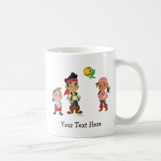 Jake and the Never Land Pirates | Bucky Crew Coffee Mug