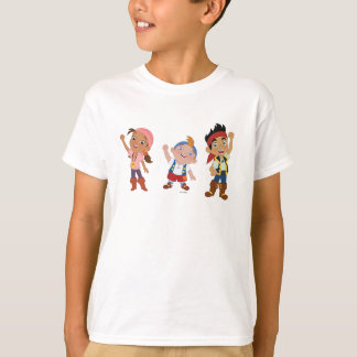 Jake and the Never Land Pirates | Bucky Crew T-Shirt
