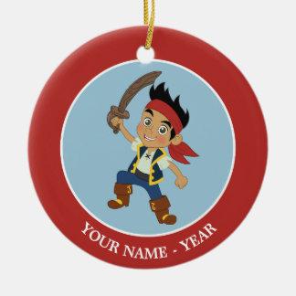 Jake and the Never Land Pirates | Captain Jake Ceramic Ornament