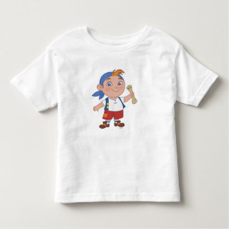 Jake and the Never Land Pirates | Cubby Toddler T-Shirt