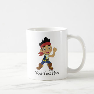 Jake and the Never Land Pirates | Jake Running Coffee Mug