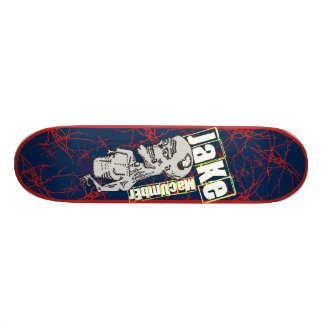 Jake Macumber Board Skateboards