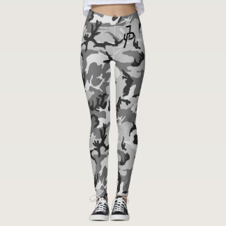 jake paul black camo leggings