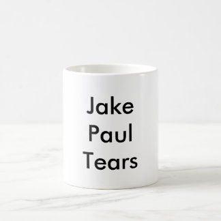 Jake Paul Tears Mug