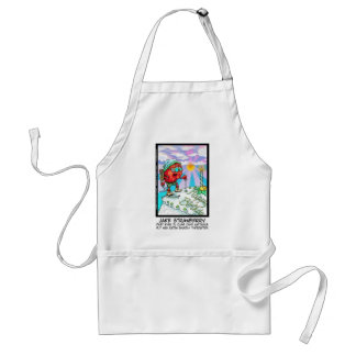 Jake Strawberry Funny Dessert Gifts Links Aprons