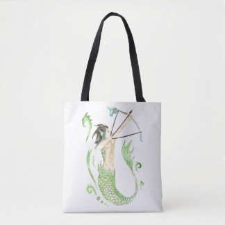 Jake The Merman Tote Bag