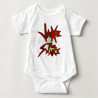 Jake the Snake Baby Bodysuit