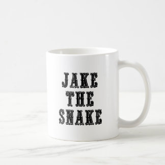 Jake the Snake Coffee Mug