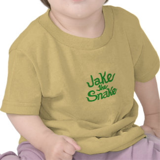 Jake The Snake Is the MAN T-shirt