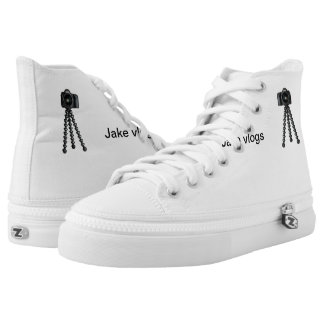 Jake vlogs high tops
