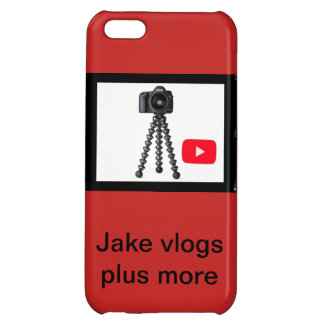 Jake vlogs phone case iPhone 5C cover