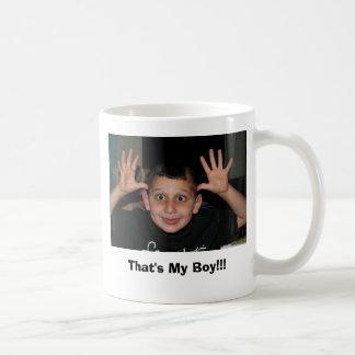 Jakie, That's My Boy!!! Coffee Mug