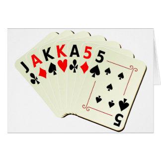 JAKKA55 Cards