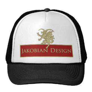 Jakobian Design Hat ::Logo::