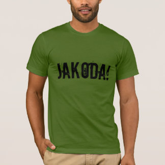 JAKODA! Reb Brown Strike Commando T-Shirt