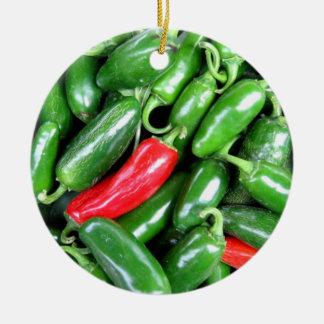 jalapeno holiday ornament