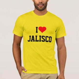 JALISCO: I LOVE JALISCO t-shirt