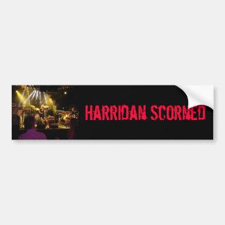 jam (13), Harridan Scorned Bumper Sticker