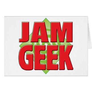 Jam Geek v2 Cards