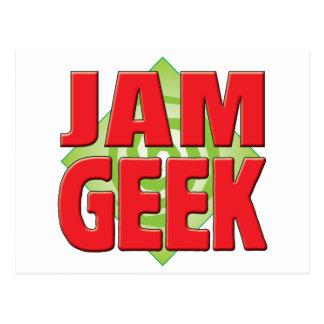 Jam Geek v2 Postcards