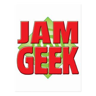 Jam Geek v2 Post Cards