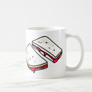 jam sandwich coffee mug