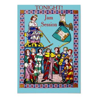 Jam Session Card