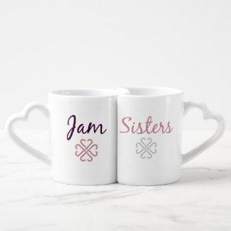 Jam Sisters nesting mugs
