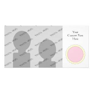 Jam Tart Pale Pink Photo Cards