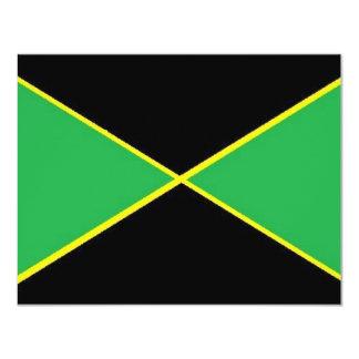 Jamaica 11 Cm X 14 Cm Invitation Card