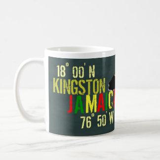 Jamaica 18° 00' N / 76° 50' W Coffee Mug