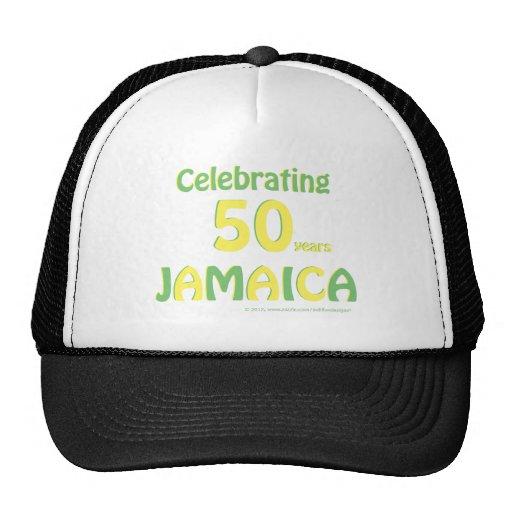 Jamaica 50th Anniversary Hat