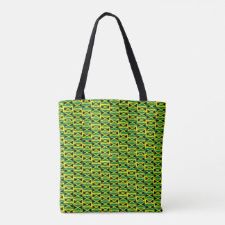Jamaica -  All-Over-Print Tote Bag