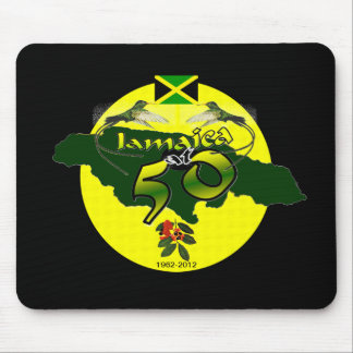 Jamaica at Fifty Mouse Pad