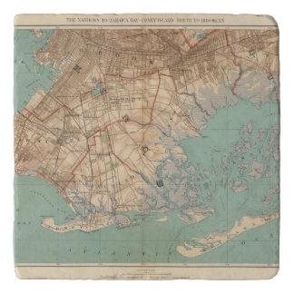 Jamaica Bay and Brooklyn Trivet