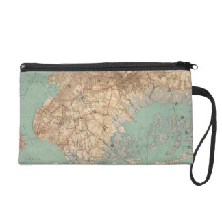 Jamaica Bay and Brooklyn Wristlets