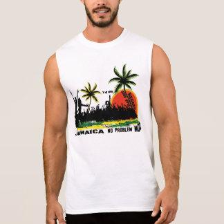 Jamaica Beach Party Sleeveless Shirt