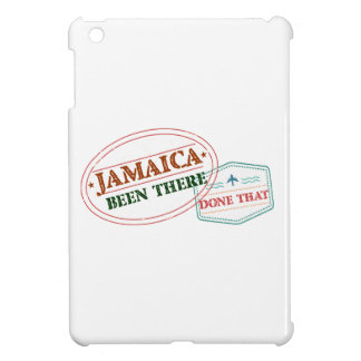 Jamaica Been There Done That iPad Mini Cover