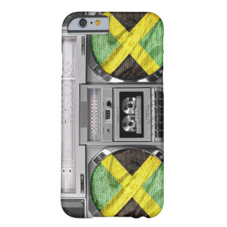 Jamaica boombox barely there iPhone 6 case