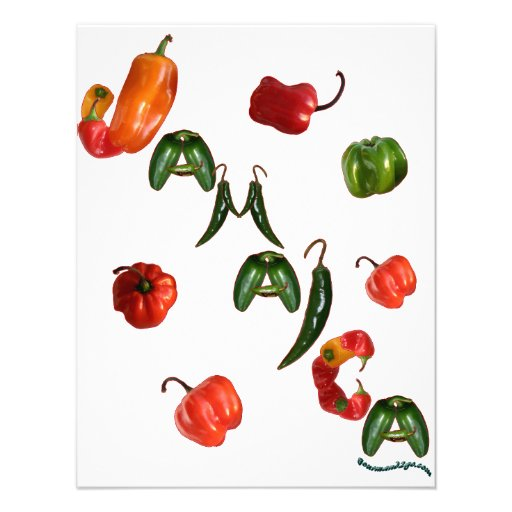 Jamaica Chili Peppers Announcements