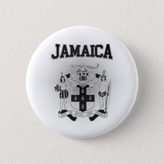 Jamaica Coat of Arms 6 Cm Round Badge