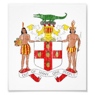 Jamaica Coat Of Arms Art Photo