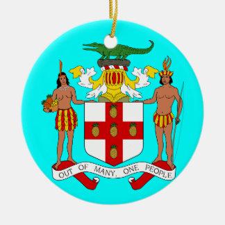 JAMAICA* Custom Christmas Ornament